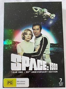 SPACE 1999 - Original Series 6 x DVD Set Exc Cond! Gerry Anderson