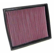 33-2787 - K&N Air Filter For Vauxhall Astra G MK4 GSI 2.0 Turbo 2002 - 2005