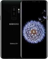 Samsung Galaxy S9+ SM-G965U - 64GB - Midnight Black (Unlocked) Please Read!!