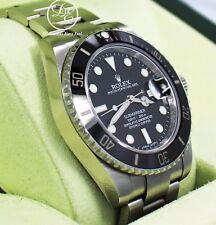 Rolex Submariner 116610 Date Ceramic Bezel Watch BOX & PAPERS *MINT CONDITION*