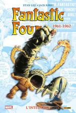 Intégrale Marvel Fantastic Four 1961 1962 Nouvelle Édition