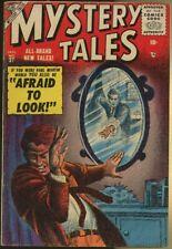 MYSTERY TALES #37 (1956) VG+ 4.5   ATLAS  JOHN ROMITA! JOE SINNOTT!