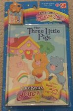 Care Bears Share*A*Story The Three Little Pigs Includes Book & Story Cartridge
