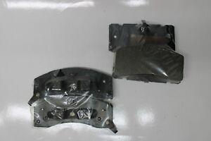 Disc Brake Pad Set-Semi Metallic Pads Front MD459