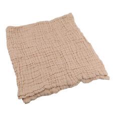 Swaddle Blanket Baby Newborn Muslin Wrap Infant Towel Soft Bath Sleeping Wrap W