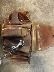 Occidental Leather Electrician's Tool Pouch - Brown (5500)