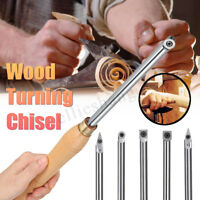 Wood Turning Chisel Carbide Tip Indexable Insert Handle For Woodworking Lathe
