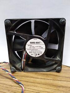 NMB MAT 4715KL-04W-B56 4Pin 12V 1.3 Amp PWM Fan Dell 120x120x38