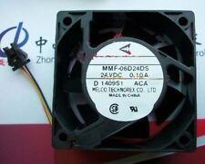 MMF-06D24DS-ACA 60x25mm Fan 24V 0.10A 522-1