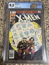 X-Men #141 Newsstand CGC 9.2 1st Appearance Rachel Summers! Days of Future Past