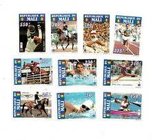 VINTAGE CLASSICS - Mali 1995 - Pre Olympic 96 - Set of 10 Stamps - MNH