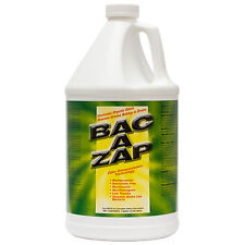 Bac A Zap Odor Eliminator 1Gal Dead Animal Skunk Odor Pet Odors Dead Rodent Odor
