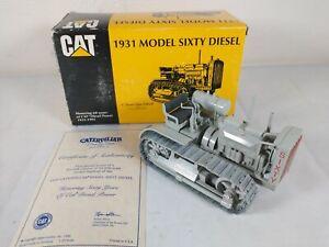 Conrad 1:25 Scale Cat Caterpillar 1931 Model Sixty Diesel Dozer Crawler
