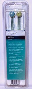 Philips Sonicare AirFloss Replacement Interdental Noozle Tip Head Standard 2 pcs