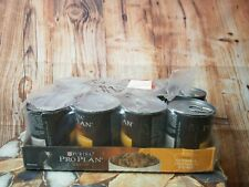 12Pack Purina Pro Plan Canned Adult Chicken And Veg Food, 13 Oz. Exp. 04/2021