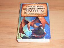 DER PRÜFSTEIN DER DRACHEN von Irene Radford in TOP-Zustand - Drachen-Nimbus 1