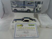 1:18 Esatto Dettaglio - Mustang Shelby G.T.350 R-Model Jerry Tito #61 B Rarità $