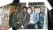 original 1985 Sex Pistols large wall poster RARE!