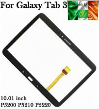 For Samsung Galaxy Tab 3 10.1 Touch Screen Digitizer Lens Front Glass Black