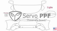 Precut 3M PRO Series Clear Bra Kit for 20+ Toyota Highlander