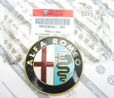 100% GENUINE ALFA ROMEO 156 New Front & Rear Boot Emblem Badge 46822713 60596492