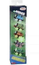 ** NEW - Thomas The Tank Engine & Friends MINIS Glow In The Dark 5 Pack