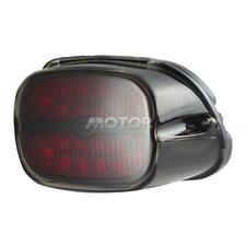 Red Lens LED Tail Brake Light Lamp Fit Harley Electra Glide Standard FLHT