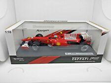 HOTWHEELS 1:18. Ferrari F10. Fernando Alonso. Bahrain GP Edition. IMPECABLE!!!