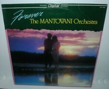 The Mantovani Orchestra, Forever, LP record, Audio 10 Digital Mastering, NRMT