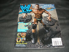 Wwe Magazine March 2008 Batista Wrestlemania 24 John Cena Triple H Wwf Wrestling