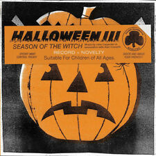 Halloween III Season of The Witch LP 180 Gram Color Vinyl John Carpenter