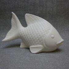 Formano Fisch weiß Meer Maritim Lampe LED modern edel Batteriebetrieben