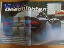 Chrysler Viper Test sportauto