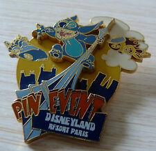RARE PIN'S DLRP DISNEYLAND RESORT PARIS STITCH EL 600 EX PIN EVENT 2006