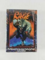 Rage The Werewolf Limited Edition Starter Deck from Box Trading Card Game New