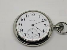 Hamilton pocket watch 975