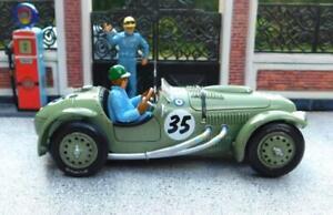 1/32 RESIN BODIED FRAZER-NASH SLOT CAR   *UNIQUE* Mulsanne Models.