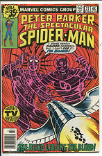 The Spectacular Spider-Man #27 - Daredevil Appearance! - 1979 (Grade 9.2) WH