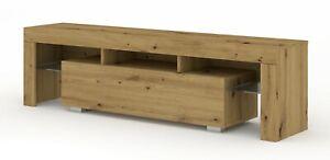 Emu low tv unit 162 cm with shelves