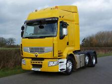 Renault Commercial Lorries & Trucks 6x2 Axel Configuration