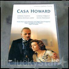 CASA HOWARD RARO DVD Dolmen Fuori Catalogo Hopkins Thompson Redgrave Ivory