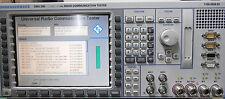 Rohde & Schwarz CMU200 Universal Radio Communications Tester w options