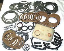 VW 01M Transmission Super Rebuild Bundle HIGH QUALITY EVERYTHING YOU NEED ! 96+