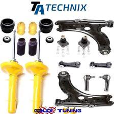 TA-Technix Amortiguador Deportivo delant. + Brazo de control+cojinete