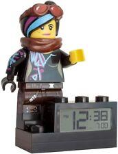 ClicTime Wecker LEGO Movie 2 Wyldstyle digitales LCD Display Sound
