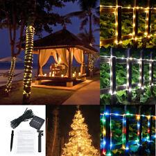50LED Solar Lamps LED String Fairy Lights Garland Christmas Solar Lights Decor