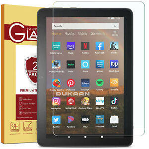 TEMPERED GLASS Screen Protector For AMAZON FIRE HD 10 & 10 Plus 2021 11th Gen