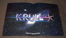 "KRULL 1983 Movie Theater Press Kit 11"" x 14"" Lobby Card RARE Promo"