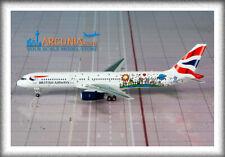 """NG Models 1:400 British Airways Boeing 757-200 """"Blue Peter - G-CPEM"""" 53092"""