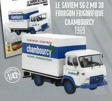 Truck Saviem SG 2 B 38 Chambourcy 1969  1:43 New & Box diecast model